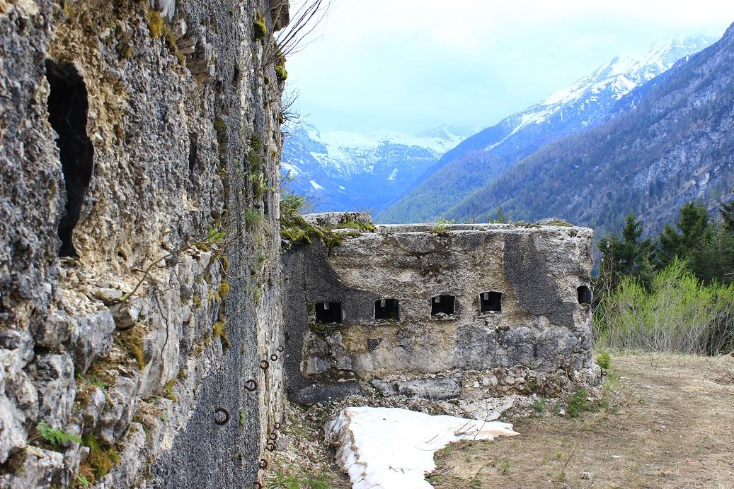 Festung am Predilpass