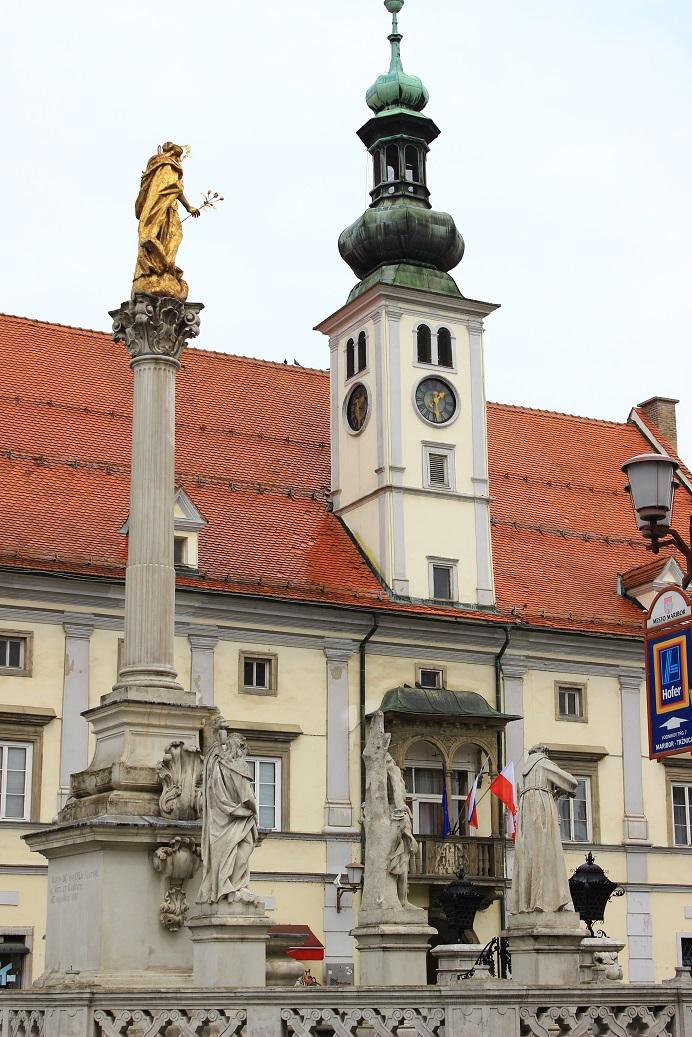 Pestsäule Maribor