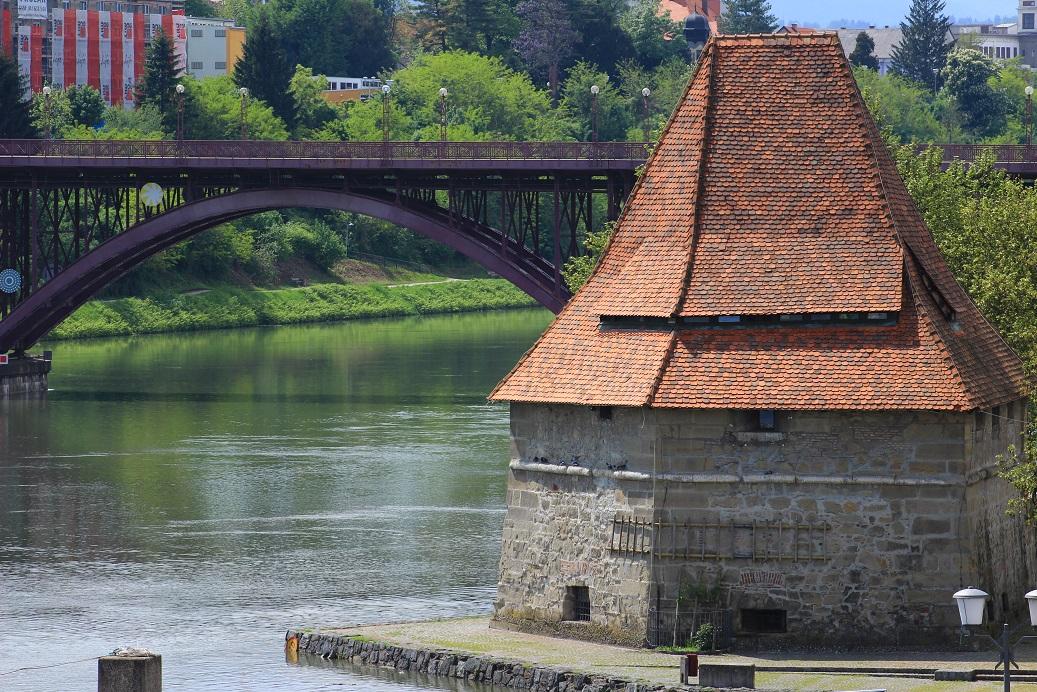 Wasserturm Maribor