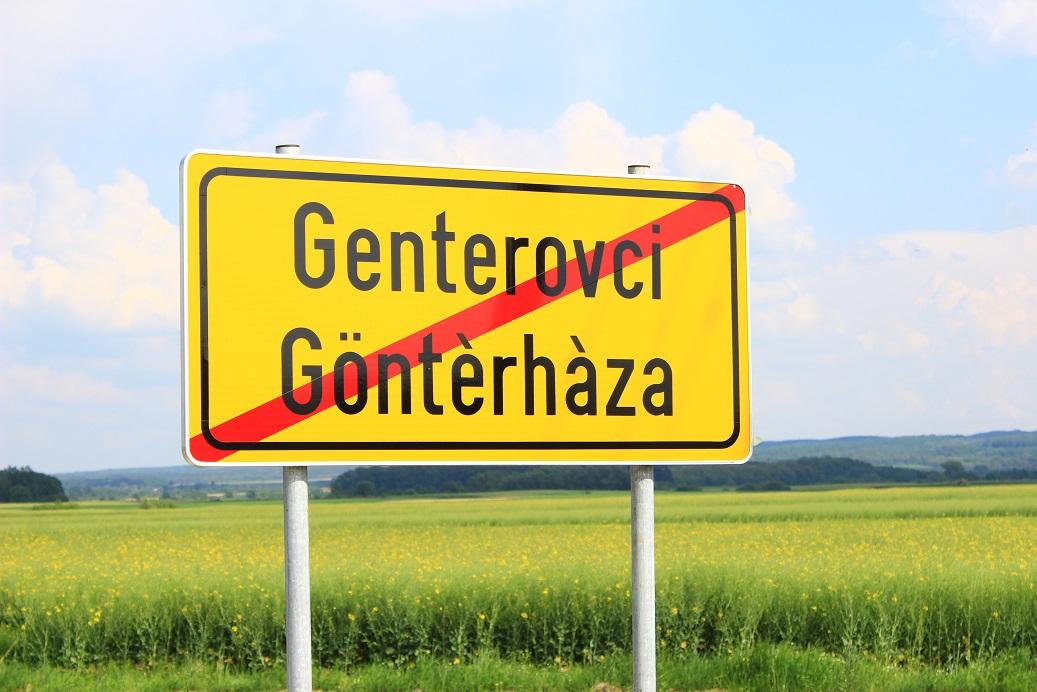 Genterovci -Gönterhaza