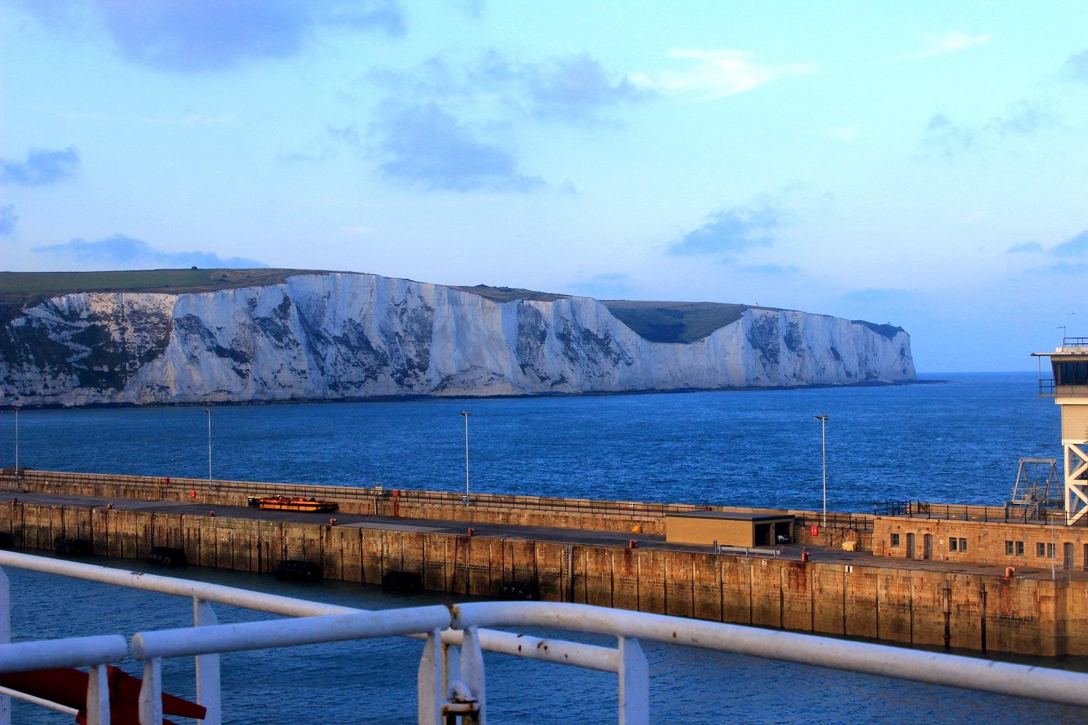 Kreidefelsen Dover