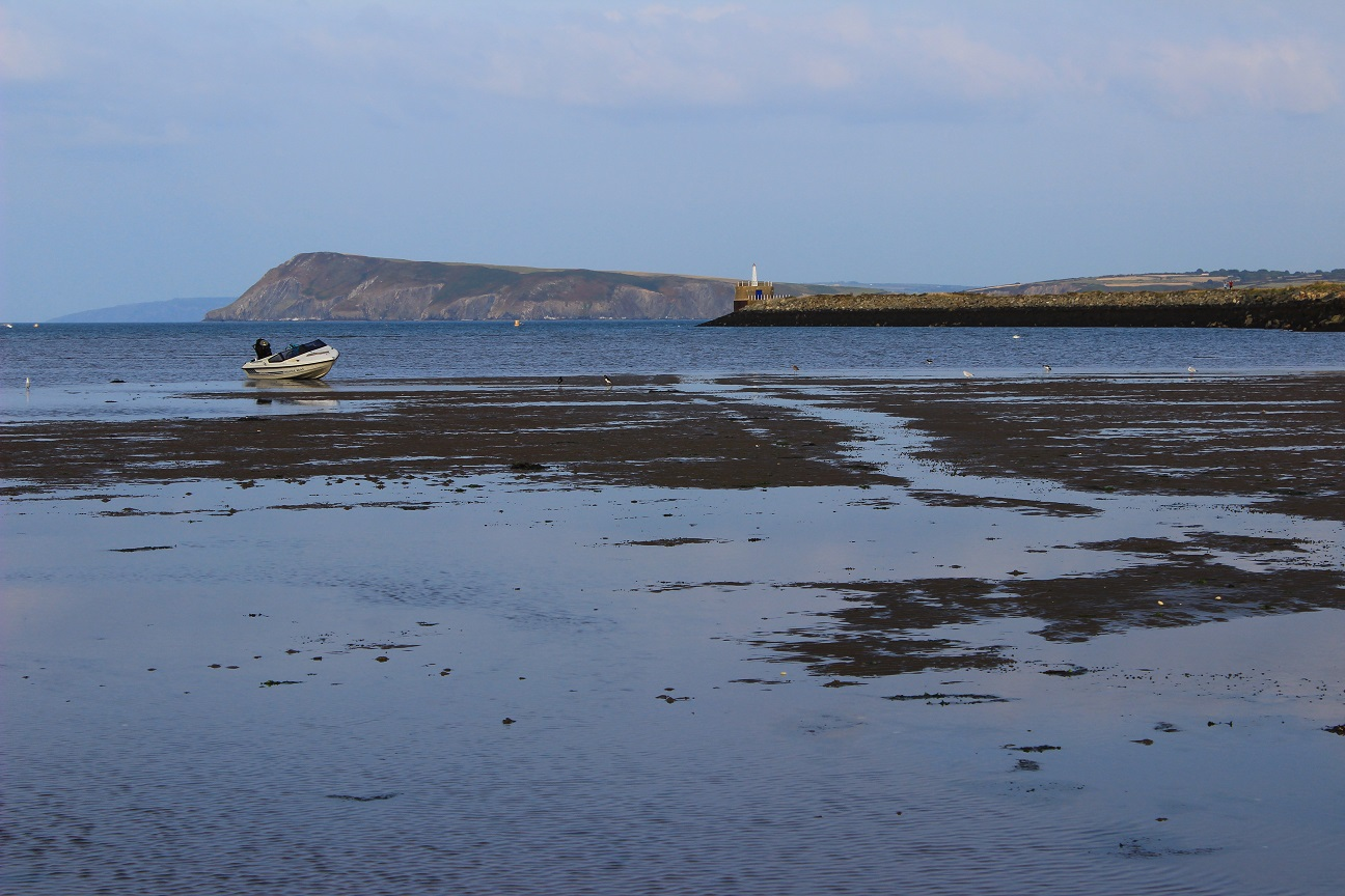 Fishguard Hafen