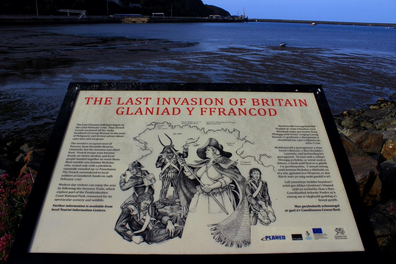 The last Invasion of Britain