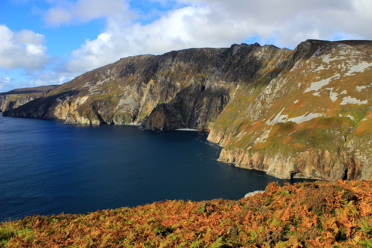 Slieve League,Donegal Bay