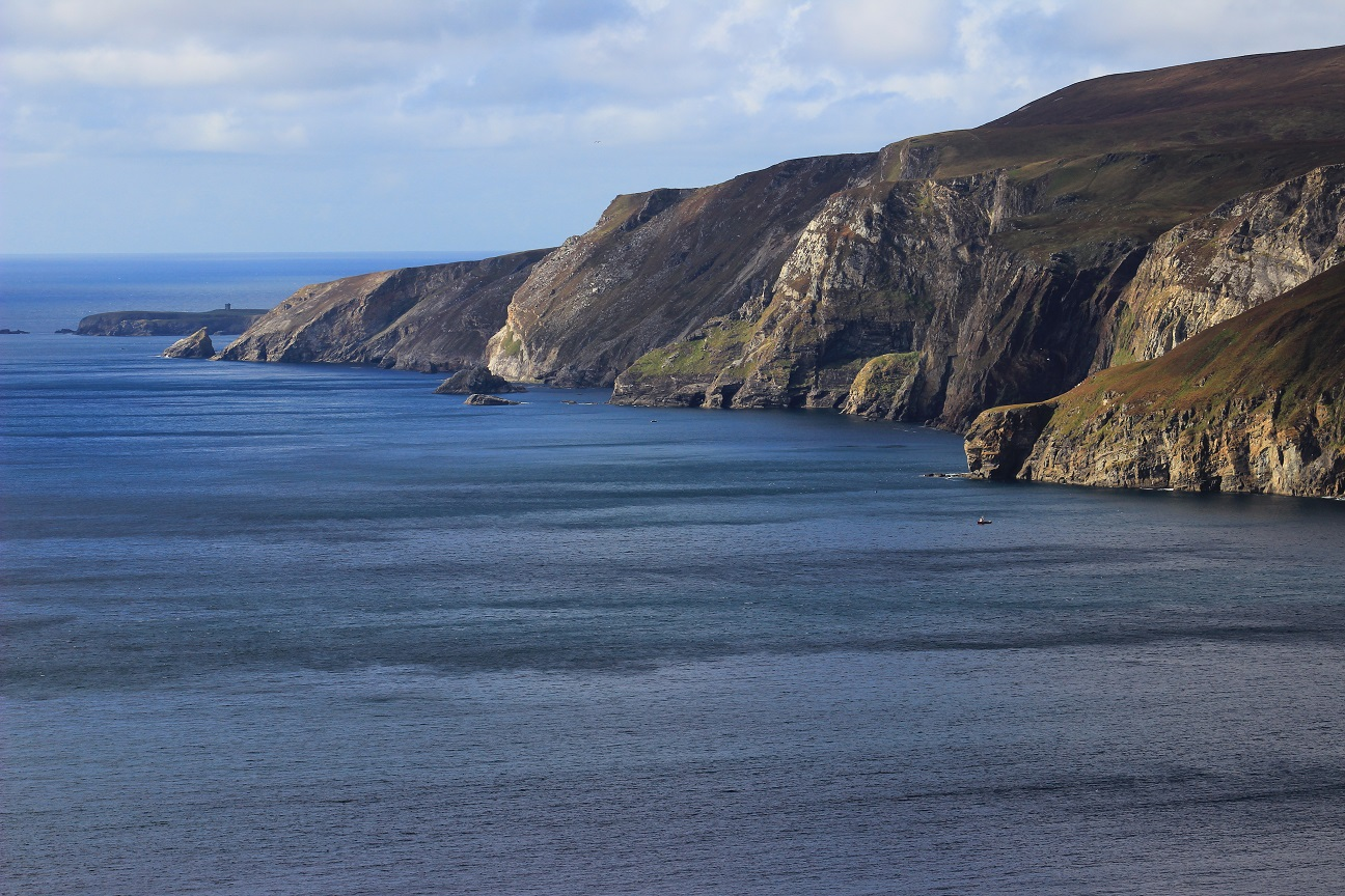 Donegal Bay, Slieve League