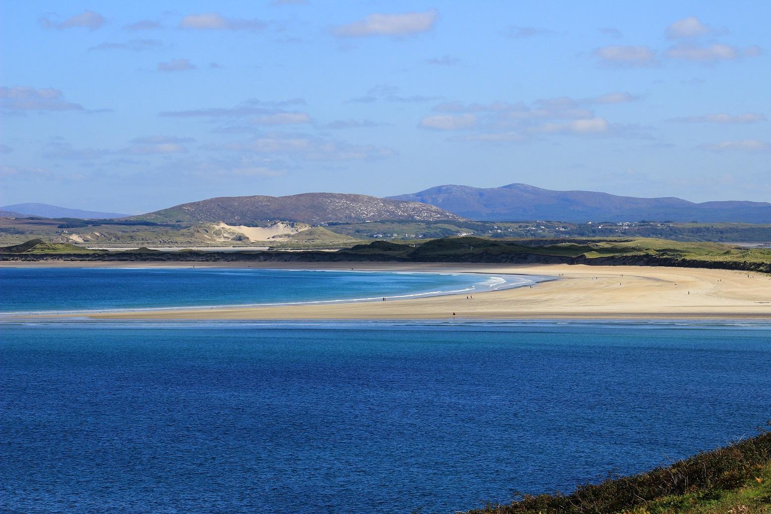 Irland Sandstrand