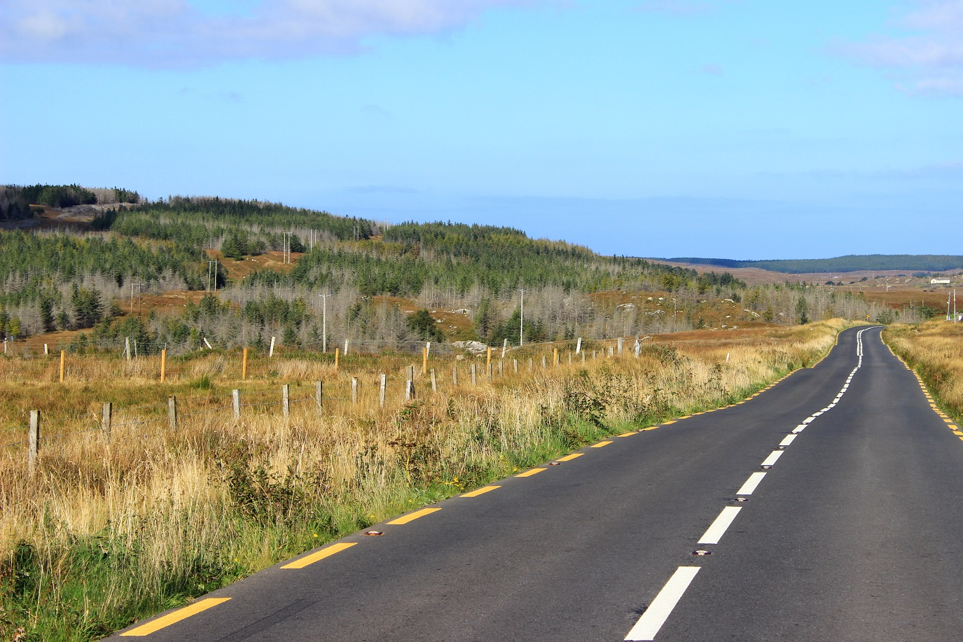 Wild Atlantic Way Irland Donegal County