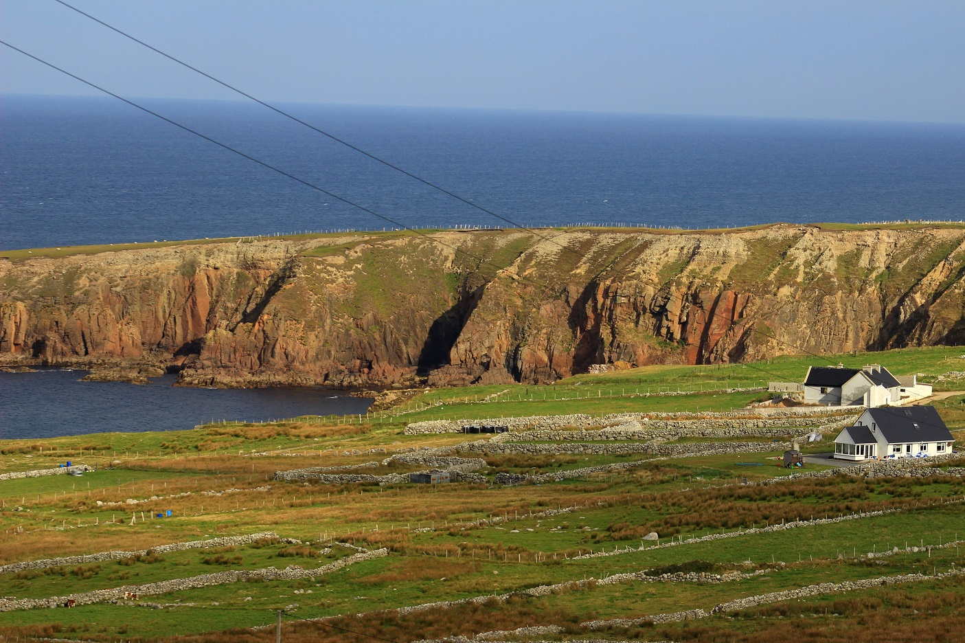 Bloody Foreland Irland Donegal