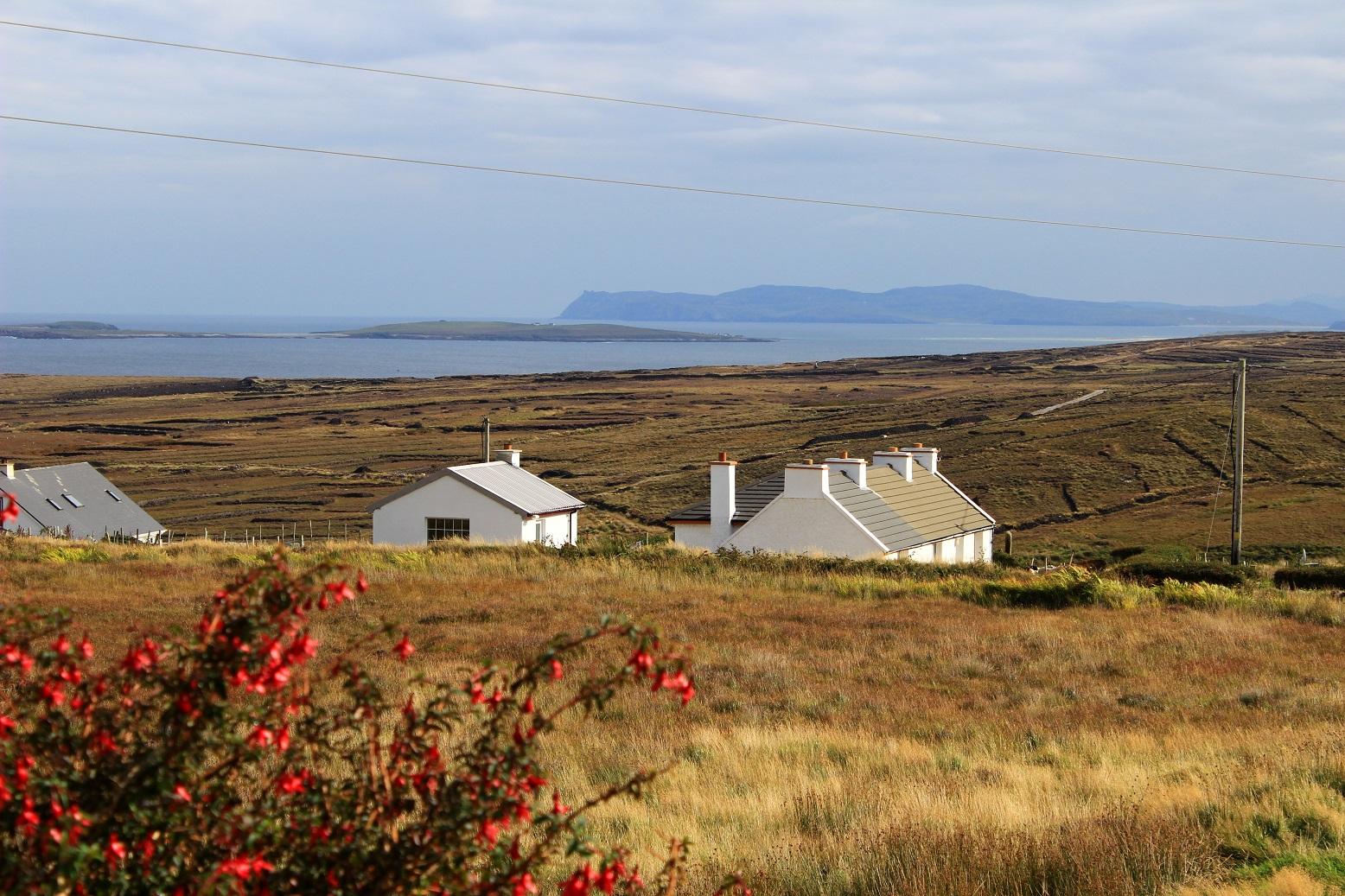 Moorlandschaft Irland Donegal